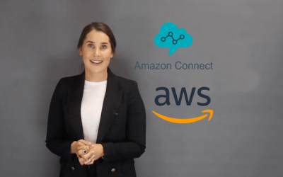 CentraCX for Amazon Connect